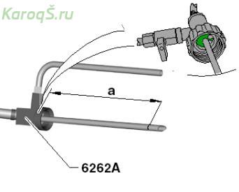 Change gear oil: dual-clutch gearbox (DSG) 0GC