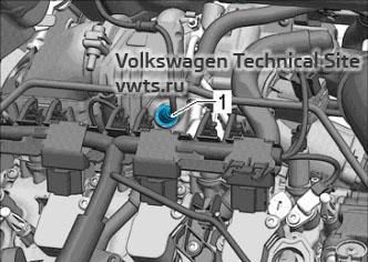 Lambda probe 1 before catalytic converter GX10 - engine 2,0 EA888 gen_III_BZ