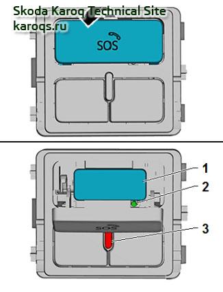 Диагностика системы ЭРА-Глонасс на автомобилях VAG