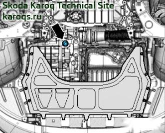 пробка маслосливного отверстия на коробке передач DSG 0CW