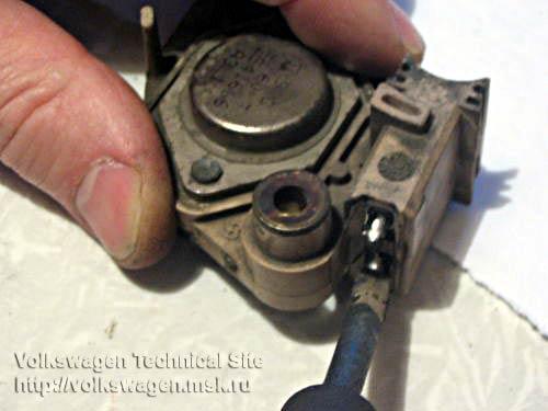 ремонт генератора на фольксвагене форум