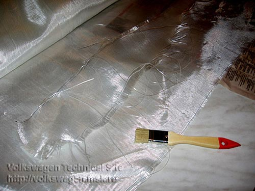 стеклоткань как изготавливают