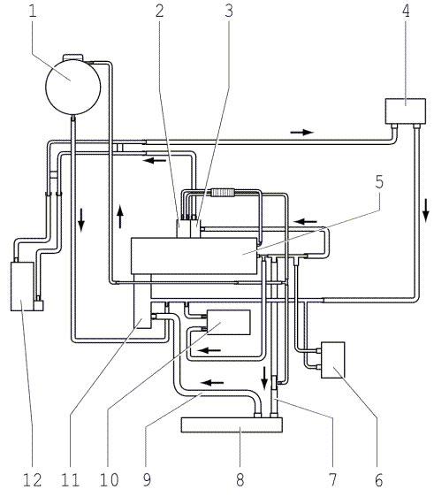 3 - Радиатор системы