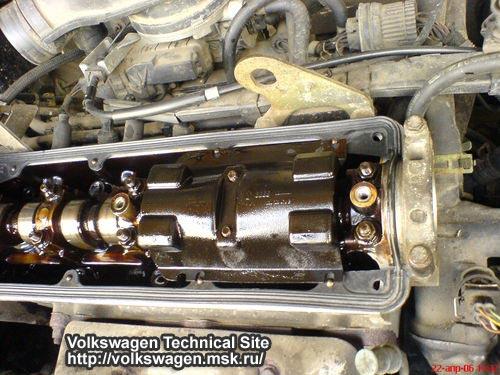 Двигатель 1.6 ABU