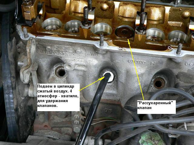 Двигатель ADY
