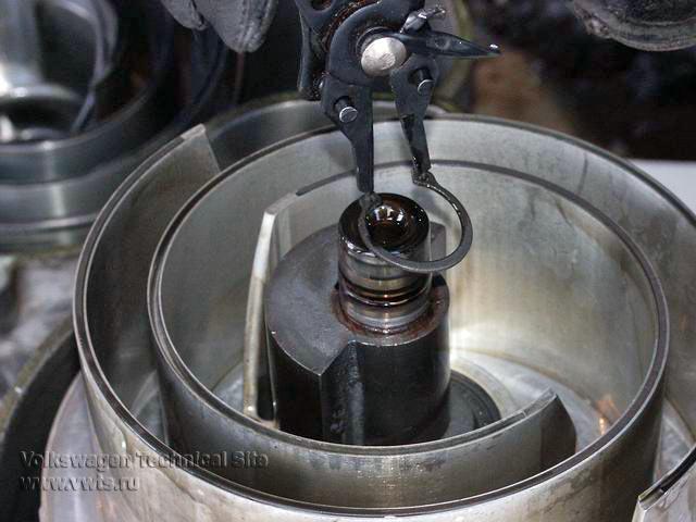 Разборка турбонагнетателя G60