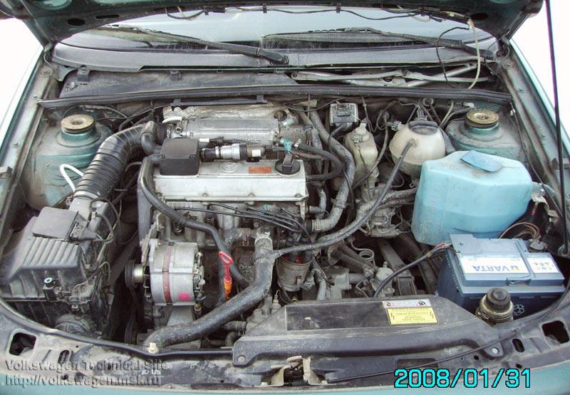 двигатель 2e фольксваген