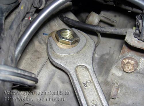 Фольксваген Гольф 2 замена передних сальников двигателя
