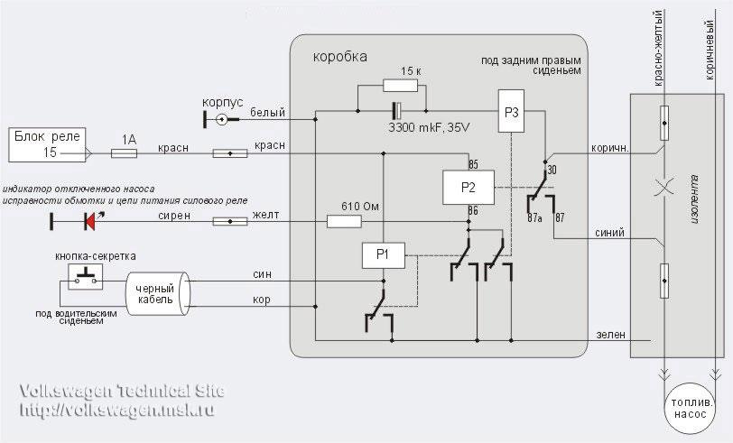 Активный компактный сабвуфер: схемы от автомагнитолы fujitsu ten, световая тонировка.