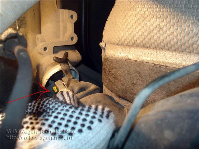 Замена рулевой рейки на Фольксваген Пассат Б3 без ГУР