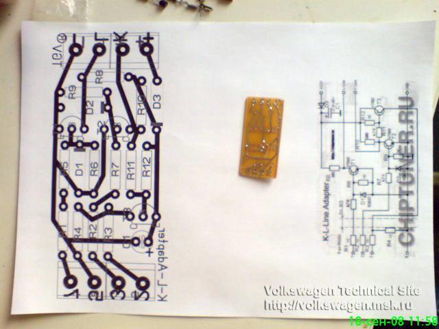 Вместо транзистора KT503