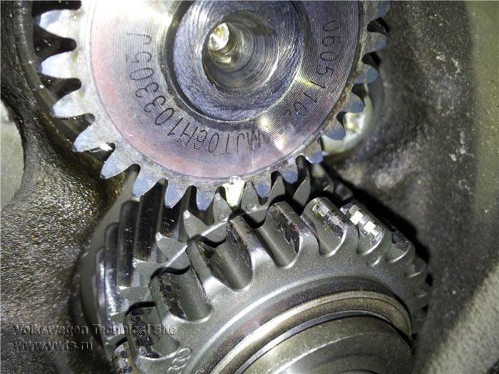 Двигатель Фольксваген CDNC