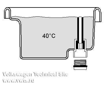 Замена масла в АКПП 09M на Фольксваген Тигуан