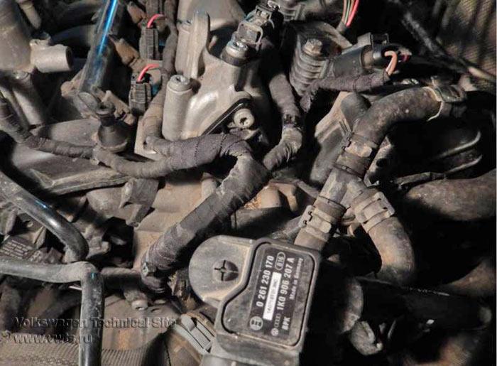Двигатель Фольксваген CWVA