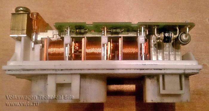 Ремонт блока управления вентилятором