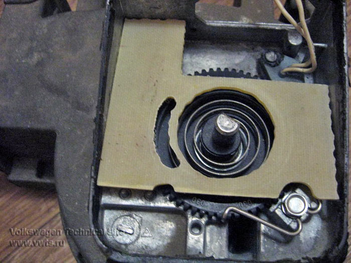 Модернизация ДМРВ под бесконтактный ДПДЗ на двигателе 2E
