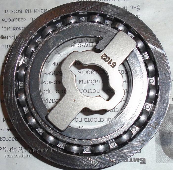 Ремонт насоса ТНВД Bosch VP44