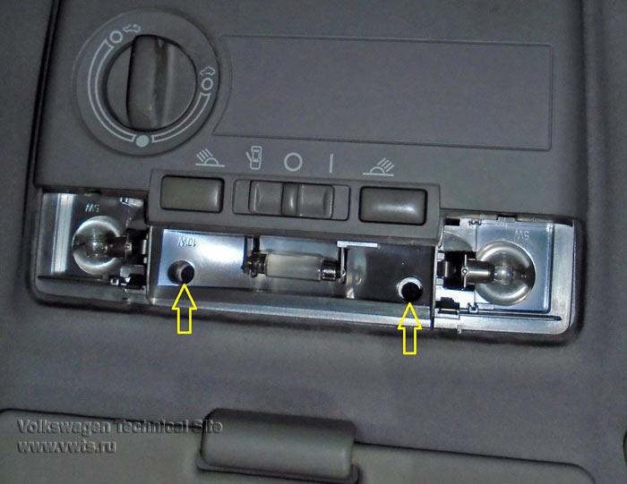 Подключение видеорегистратора без болтающихся проводов