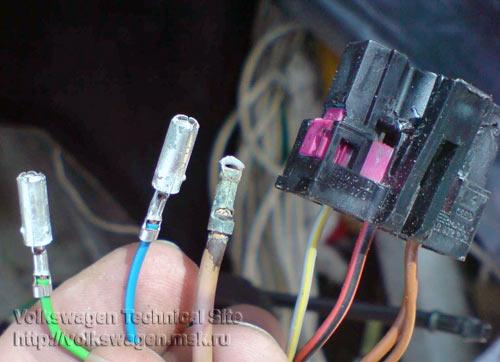 Схема электрическая принципиальная сварочного генератора постоянного тока