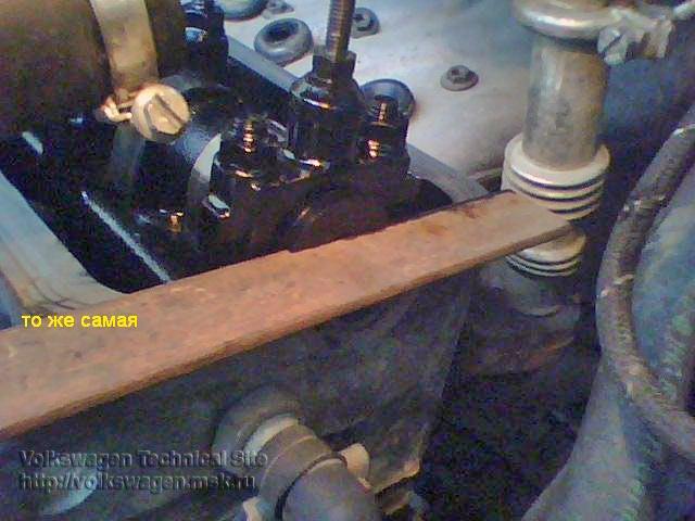 Замена ремня ГРМ на двигателе Фольксваген 1Y