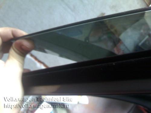 Ремонт стеклоподъемника на Фольксваген Пассат Б5+