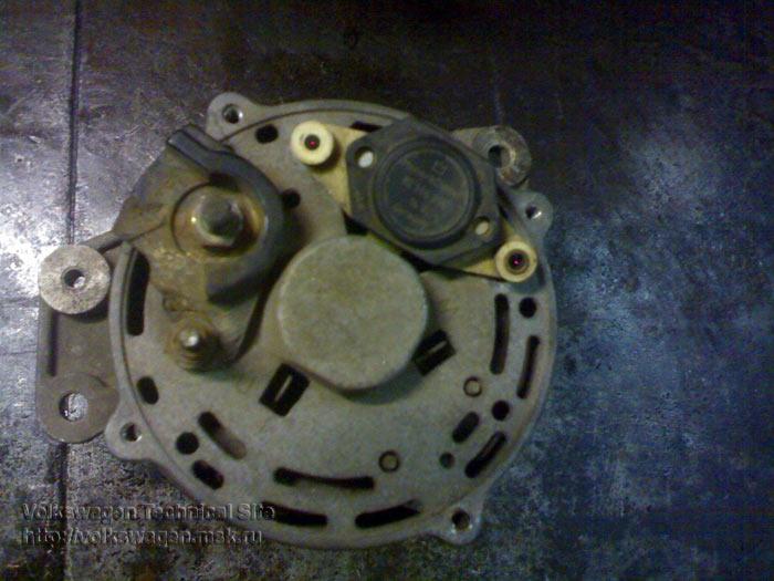 Ремонт генератора - нет зарядки
