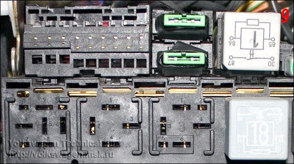 Блока управления ABS Teves Mark 20