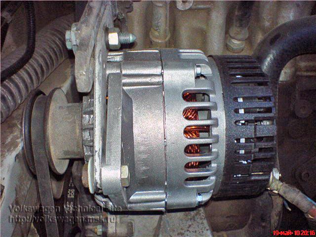 сколько стоит генератор на фольксваген пассат б3