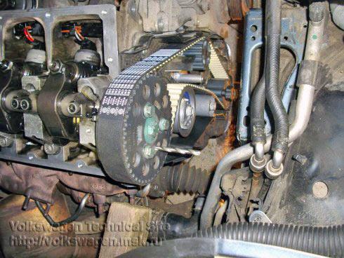 Двигатель Фольксваген BXE
