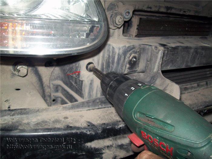Мойка радиаторов охлаждения двигателя