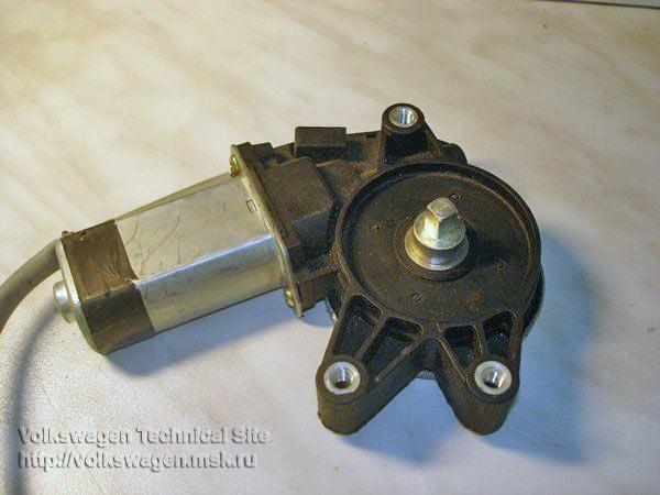 Фото №8 - мотор стеклоподъемника ВАЗ 2110