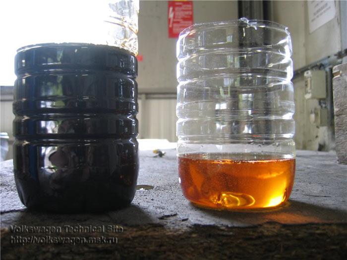 Замена масла в МКПП 02Q