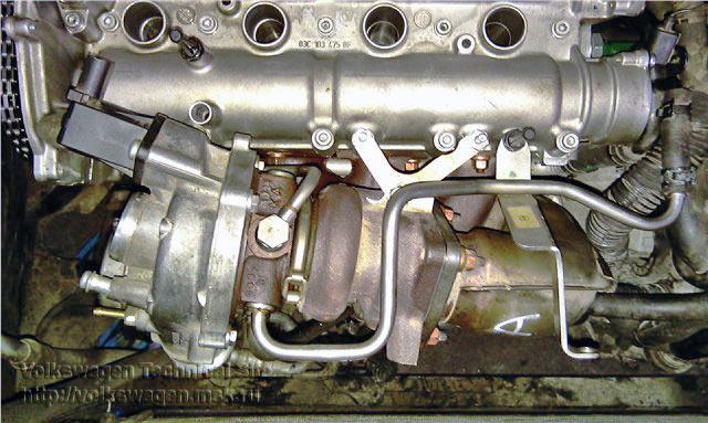 Двигатели Фольксваген BWK, BLG, BMY