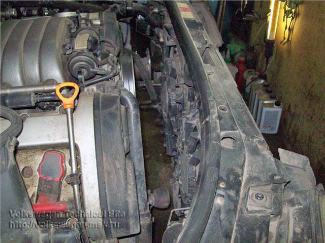 Замена ремня ГРМ на двигателях BBJ, ASN