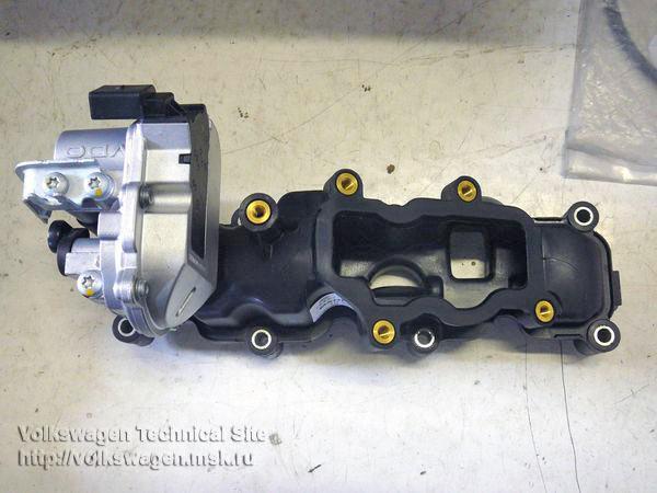 Audi Q7 V6 TDI, двигатель BUG, ошибка 004120