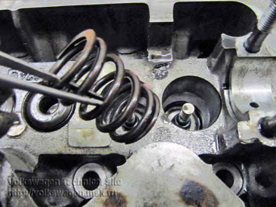 Двигатель Фольксваген ACV