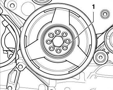 Замена ремней привода ГРМ и ТНВД на двигателе Фольксваген AKE