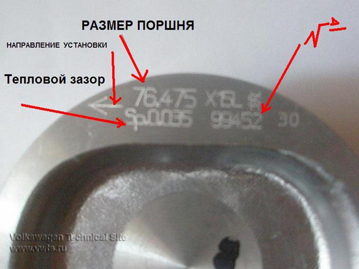 Фото №19 - допустимый зазор между поршнем и цилиндром ВАЗ 2110