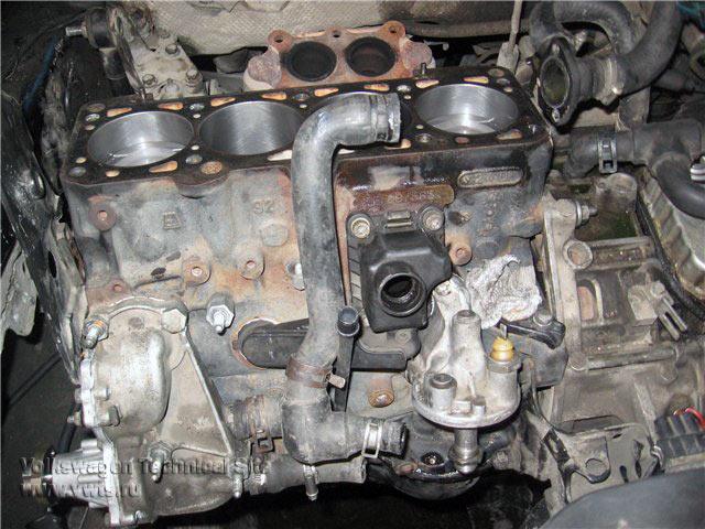Двигатель Фольксваген 2E