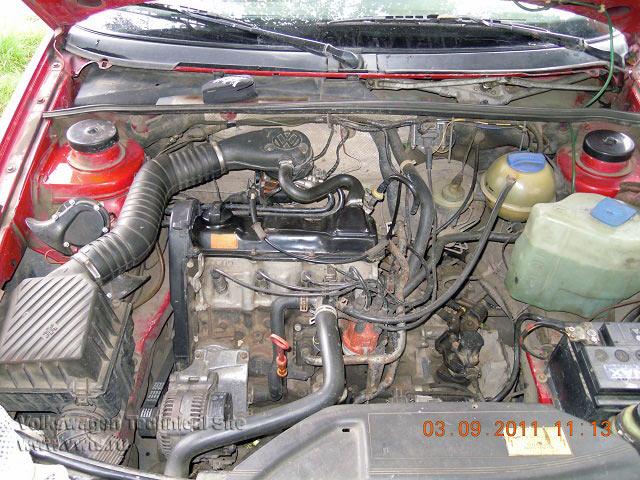 Контрактный двигатель Фольксваген Поло и Шаран купить в