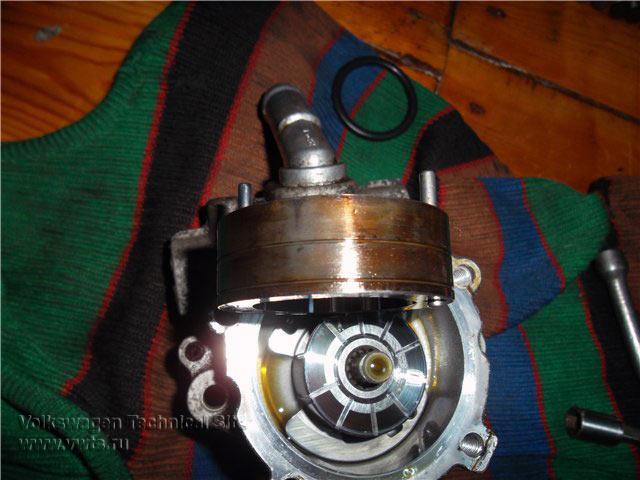 Ремонт насоса гидроусилителя (ГУР) ZF