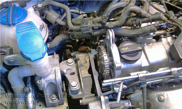 Двигатель Фольксваген CBZB