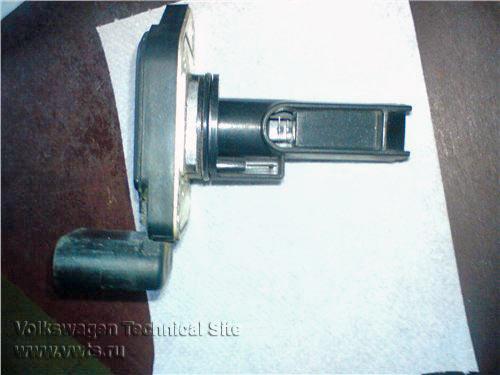 Чистка дросселя на Фольксваген Гольф 4
