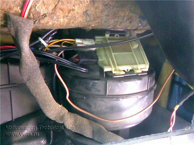 Система охлаждения пассат б3 схема фото 830