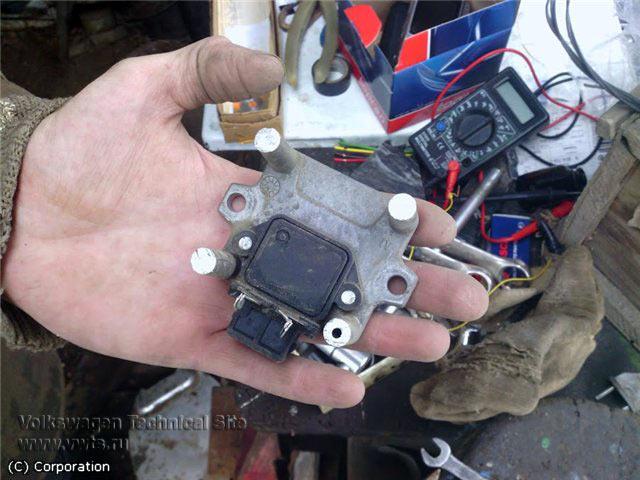 Электрическая схема управления группой электродвигателей.