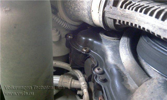 Проблемы двигателя 1.8 TSI код CDAB, CDAA и их решение