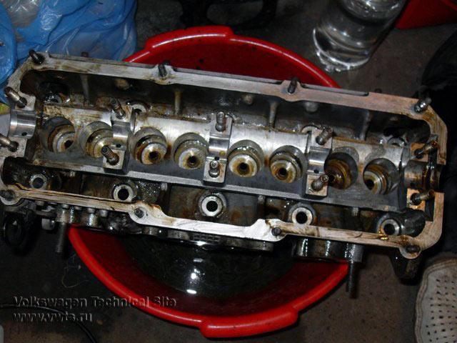 Капитальный ремонт двигателя ADP на Audi A4 B5