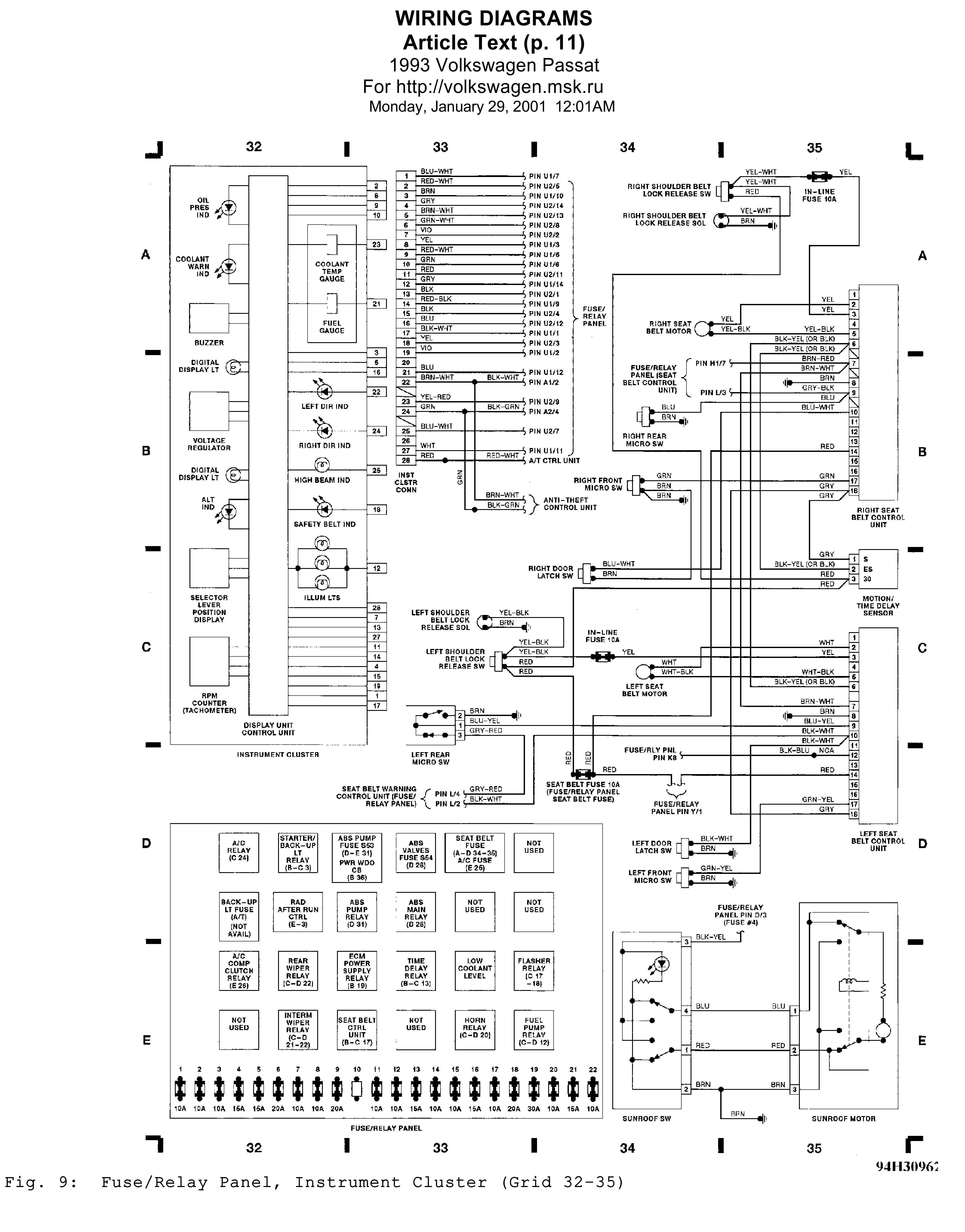 Схема мономотроник б4