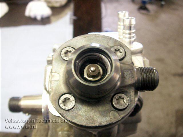 VW Tiguan 2.0 TDI Common Rail, двигатель CFFB