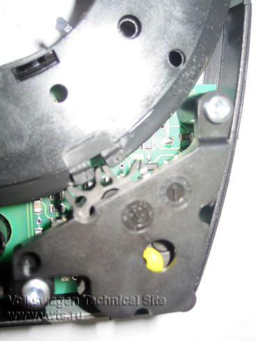 Замена подрулевой улитки Airbag на Фольксваген Шаран